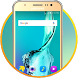 Galaxy J3 Launcher And Theme by James V Jeter