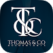 Thomas And Co Accountants by MyFirmsApp