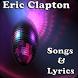 Eric Clapton Songs&Lyrics by andoappsLTD