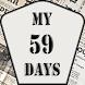 My 59 Days - a true story! by Anton R. Tajanlangit