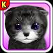 KittyZ Cat - Virtual Pet cat to take care by AkraSoft