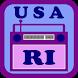 USA Rhode Island Radio Stations by GN Radio