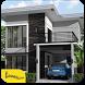 Design Rumah Minimalis Terbaru by Lunar Studios
