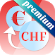 Euro to Swiss Franc Converter by Egea App Design