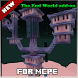 The End World add-on for Minecraft PE
