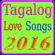 Tagalog Love Songs by vivichean