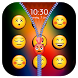 emoji Zipper Lock Screen by FingerTouch