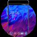 Neon Feathers Stylish Theme for Nokia 6/ Nokia 3