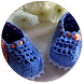 Crochet Baby Booties by Zratin