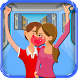 Kissing Game-Young Couple Fun by Quicksailor