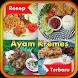 Resep Ayam Kremes Pilihan by SerlyDroid