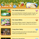 Children TV ~ videos for kids by CyberWalkAbout.com