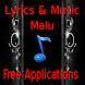 Lyrics Music Malú by Arifzaenal