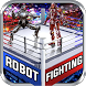 Real Robot Ring Fighting by Daring Master