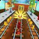 Subway ironman Rush: avengers, Superhero Game