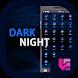 Dark Night - Launcher Theme by VE Studio