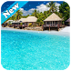 Tropical Beach Live Wallpaper by AndroiPhotolab