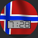 Norway Flag for WatchMaker by BKoulDesigns