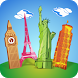 Geography Quiz - City Puzzle by S Quiz It!
