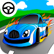 Fast car games for little kids by Emerald Games