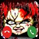 Killer Chucky Calling you Prank