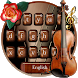 Violin Music Keyboard Theme