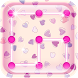 Cute Pattern Lock Screen Girly by Cutify My Mobile