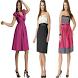 Fashionable Plus Size Dresses 2018 by ZahraStudio