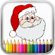 Christmas Coloring Pages by JahNet Dev