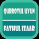 Qurrotul Uyun Dan Fathul izaar by FiiSakataStudio