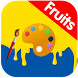 Kids Paint and Color - Fruits by Gold-Star Jsc