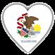 Illinois Radio Stations by wsmrApps