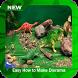 Easy Way Make Diorama by Handmade Studio