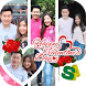 Love Collage Photo Frames by Saitong Studio