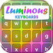 Luminous Keyboard Theme by Thalia Photo Corner