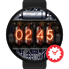 Nixie watchface by DesignerKang by WatchMaster