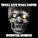 3D Skulls Live Wallpaper by One Man Studios