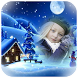 Snow Fall Photo Frames by Simple Developerz