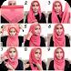Trendy Hijab Tutorials by Ghafiqi