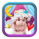 Baby Photo Editor with Cute Frames and Stickers by Cute Apps and Games For Everyone