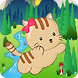 Cat Kitty Jumping Fun Game by Runner Arcade Game Kids