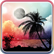 Tropical Night Live Wallpaper by BlackBird Wallpapers