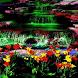 Multicolor Waterfall LWP by Daksh Apps