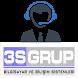 3S GRUP Destek by 3S GRUP BILGISAYAR LTD.STI.
