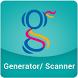QR Code Generator/Scanner by GenieSoftSystem Pvt Ltd.