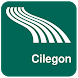Cilegon Map offline by iniCall.com