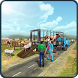 Farm Animal Transporter Truck by Stain For Games