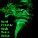 Hard Classic Rock Music Radio by MusicRadioApp