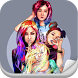 2048 Black Pink Kpop Puzzle by LTGStudio