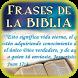Imagenes con Frases biblicas by Marisol Ramírez P.
